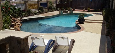 Best pool builder swimming pool construction renovations fort worth arlington denton for Swimming pool builders fort worth