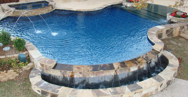Benefits of concrete swimming pools