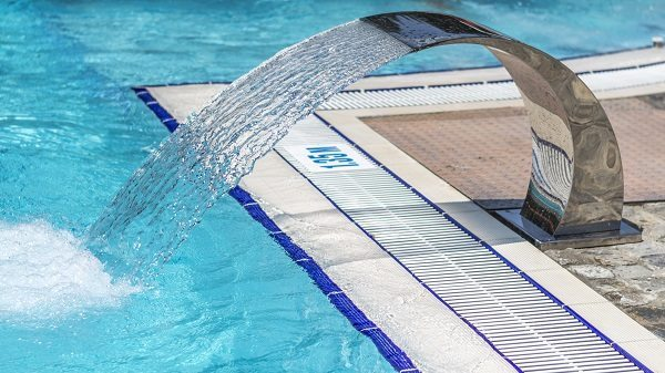 Upgrade your pool with water features