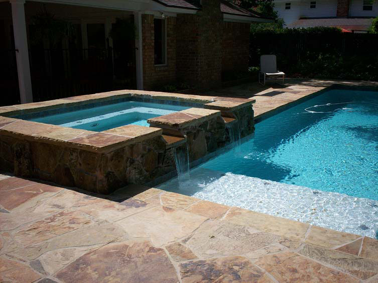 Custom Built Hot Tubs Seahorse Pools Amp Spas