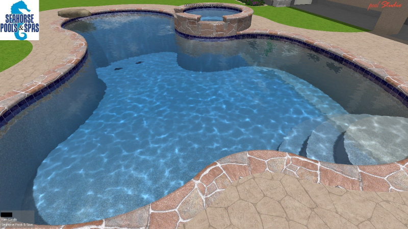 5 reasons to get a concrete pool