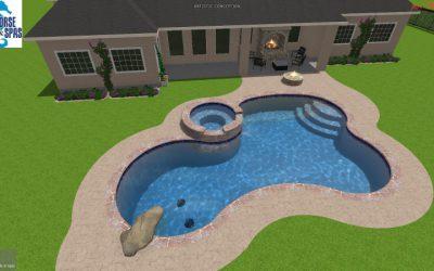 The reason to choose a gunite pool