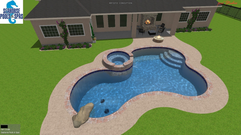 The reason to choose a gunite pool