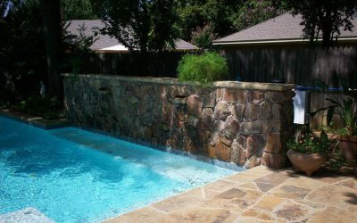 Lap pools fit small backyard spaces