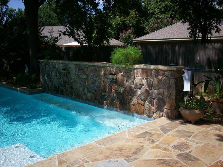 Lap pools fit small backyard spaces - Owning A Swimming Pool Lap Pools Fit Small Backyard Spaces