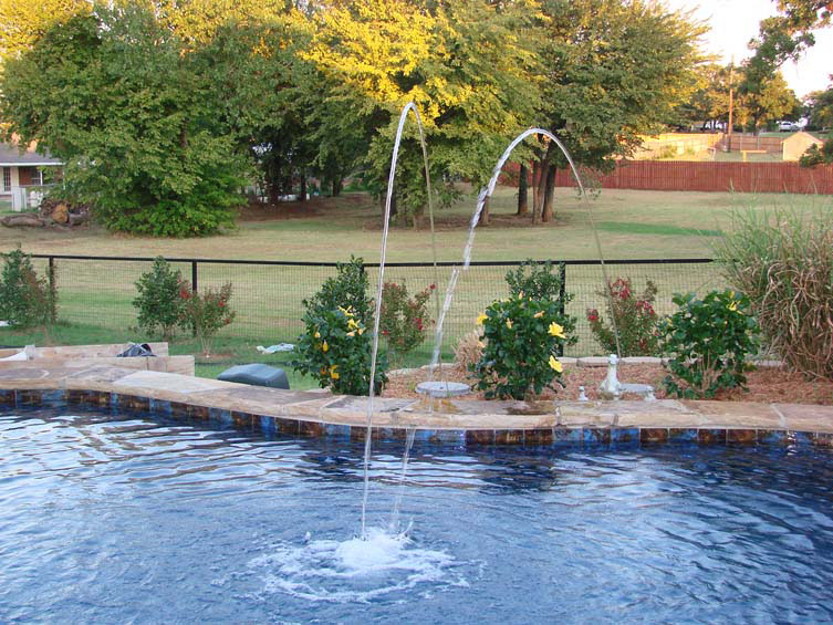 2018 swimming pool trends