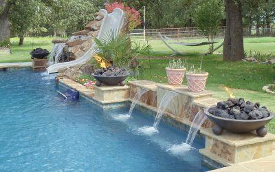 Landscaping tips for pool owners