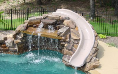 Give your pool contractor a call if you see algae