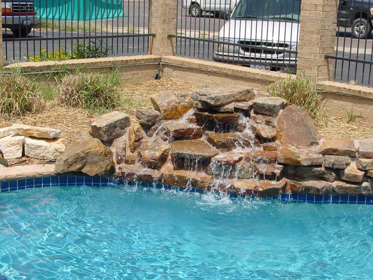 Waterfalls For Your Pool
