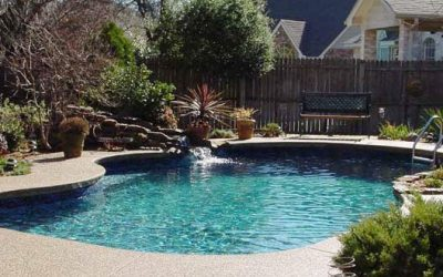 When should pool filter sand be changed?
