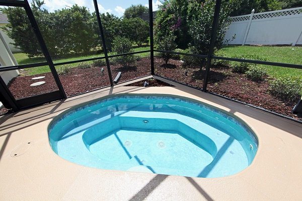 Will you use a hot tub in the summer?