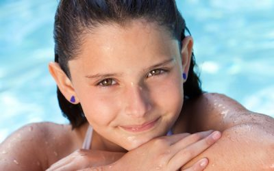 How swimming builds family memories