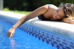 Swimming can help lower high blood pressure