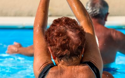 How to swim away stress and pain