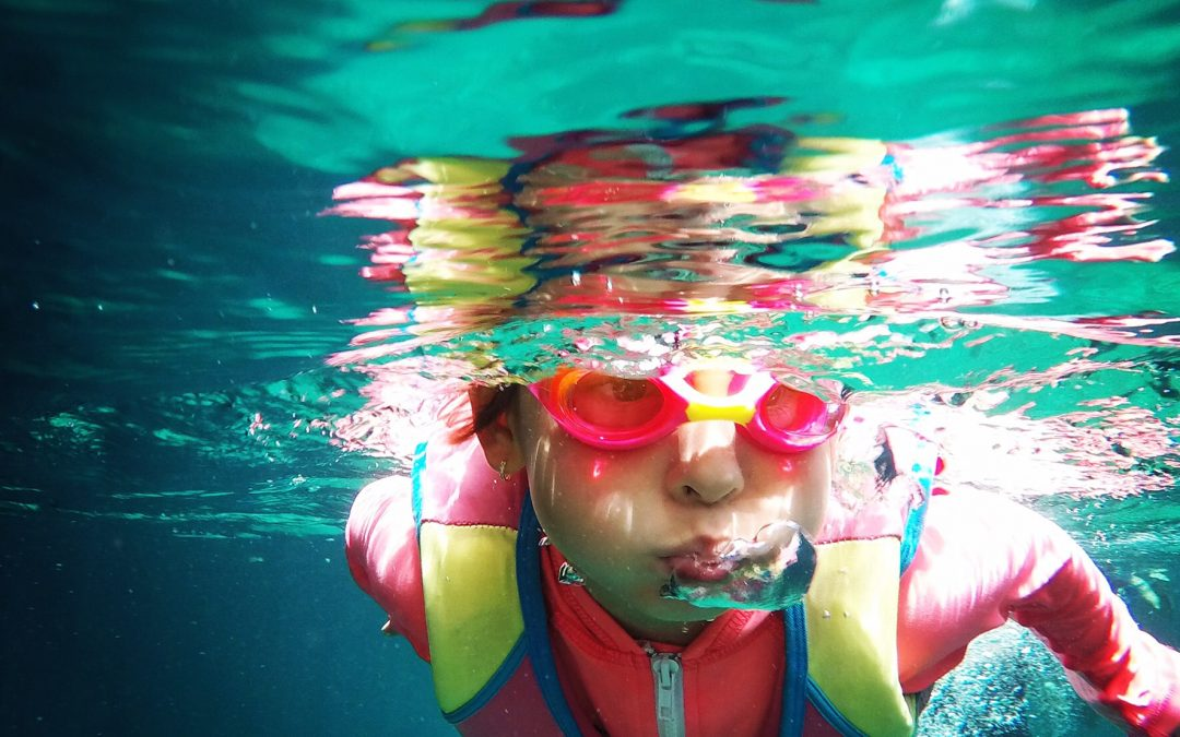 Three great ways to get healthy in your swimming pool