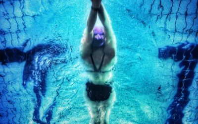 Swimming can alleviate back pain